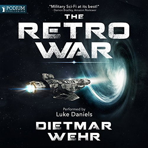 The Retro War audiobook cover art
