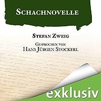 Schachnovelle audio book
