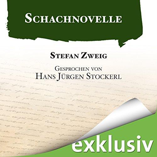 Schachnovelle audiobook cover art