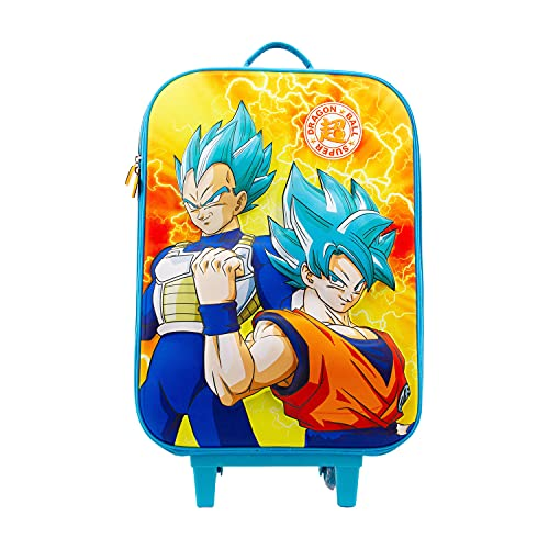 Dragon Ball (Bola de Dragón) Energy-Maleta Trolley Soft 3D