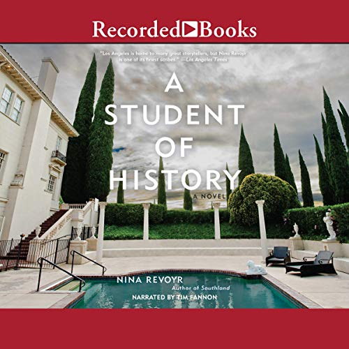 A Student of History audiobook cover art