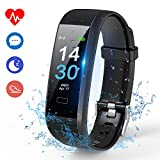 TOPLUS Fitness Tracker with Heart Rate Monitor 2020 Updated Exercise Watch with Sleep