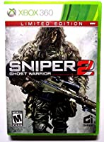 Sniper 2 Ghost Warrior Limited Edition(XBOX360 輸入版 北米)