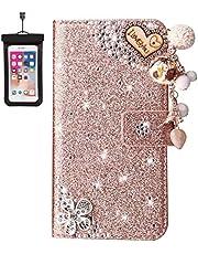 耐摩擦 手帳型 サムスン ギャラクシー Samsung Galaxy A60 ケース 本革 レザー手帳型スマホケース カバー 財布型 耐汚れ カードポケット 全面保護 無料付防水ポーチ