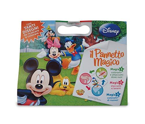 Amp S.R.L.- Creative Panetto Magico M.Mouse Mm1, Multicolore, 891003