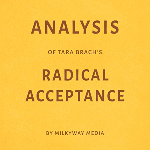 Analysis of Tara Brach's Radical Acceptance cover art