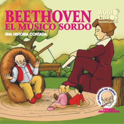 Beethoven audiobook cover art