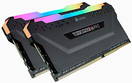 Corsair Vengeance RGB Pro 32GB 2x16GB DDR4 3200 PC425600 C16 Desktop Memory  Black at Kapruka Online for specialGifts