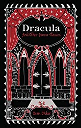 Dracula leather bound book cover