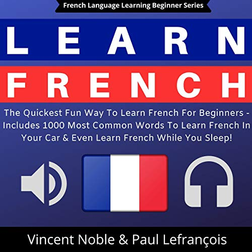 Learn French Titelbild