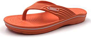 Unisex Arch Support Lightweight Flip Flops Beach Slippers AM162