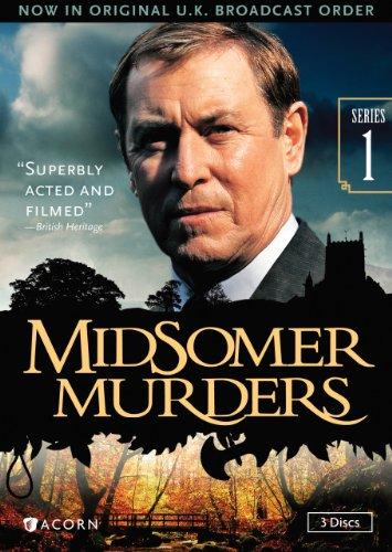 Midsomer Murders, Series 1 (Reissue)