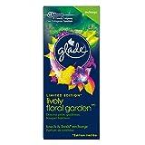 Glade Touch & Fresh Lively Floral Garden Douceur Pera Gardénias - Ramo fresco de 10 ml, lote de 3