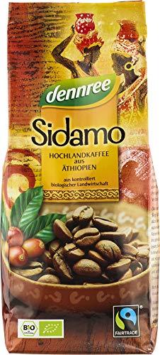 dennree Bio Sidamo Röstkaffee (2 x 250 gr)