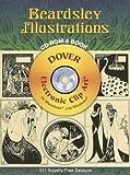 Beardsley Illustrations (Dover Electronic Clip Art)