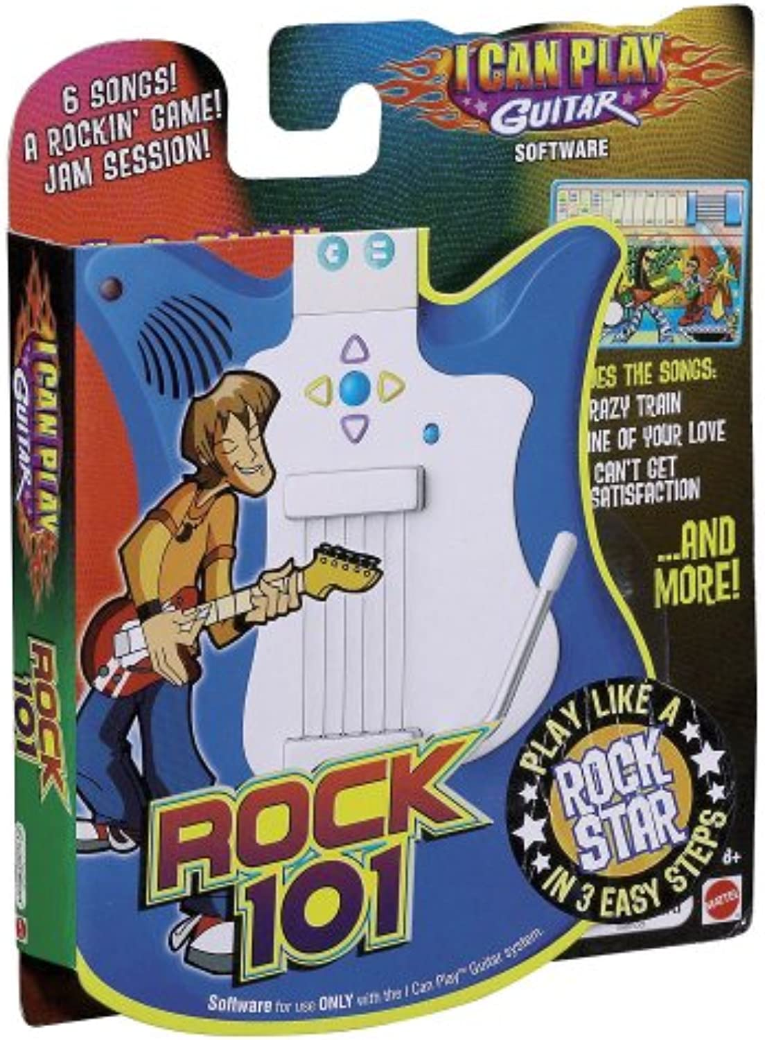 I Can Play Guitar Rock 101