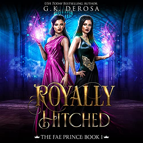 Royally Hitched cover art