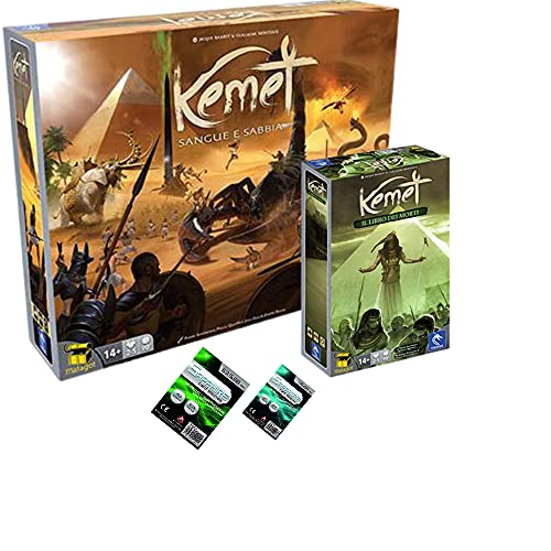 Kemet: Bundle Base + Extension + Protection Pack