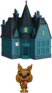 Funko Pop! Town: Scooby Doo - Haunted Mansion