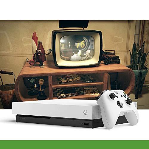 Xbox One X 1TB + Fallout 76