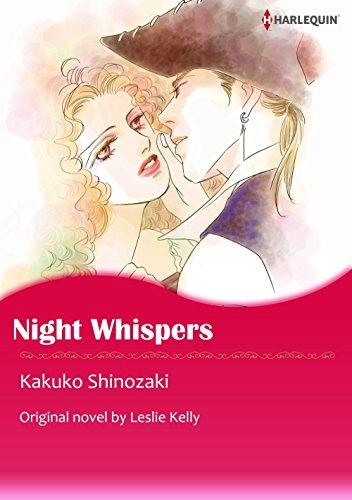 Night Whispers: Harlequin comics (English Edition)