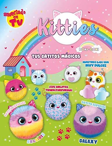 Sbabam Doki Doki Best Friends 2283. Kitties. Figura. Display 12 Unidades.