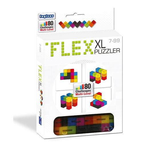 Flex Puzzler XL (15) - Puzzel - Moeilijke puzzel met 15 blokjes - Voor de hele Familie - Taal: Nederlands