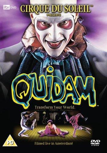 Cirque du Soleil - Quidam [Edizione: Regno Unito]