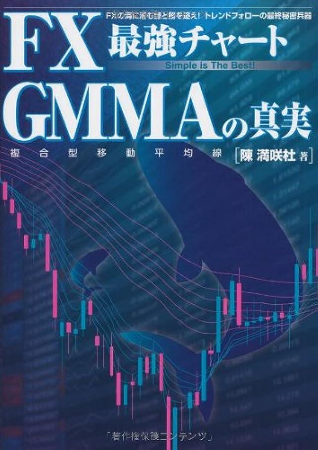 保安探検良心的FX最強チャート GMMAの真実