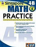 Math Practice, Grade 5 (Singapore Math Practice)