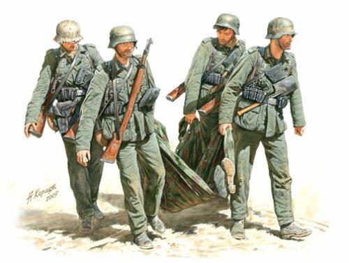 1/35 German transport wounded five body Stalingrad 1942 (japan import)