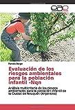 Evaluación de los riesgos ambientales para la población in