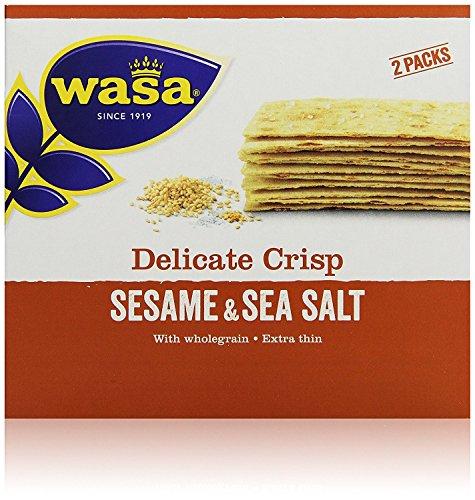 Wasa Delicate Thin Chrisp Sesame 190g