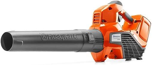Husqvarna 320iB Cordless Electric Blowers, Orange/Gray (Renewed)