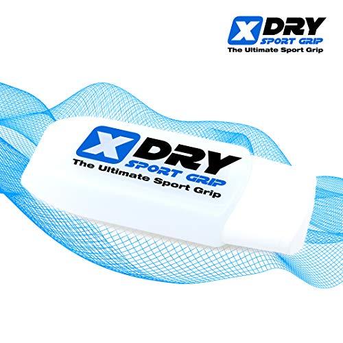 X-POLE X-Dry Pole Dance Grip flüssiges Pole Grip für super Halt an der Pole Dance Stange - Gripmittel in Neuer Verpackung mit mehr Inhalt 50 ml - Die Alternative zu Dry Hands Pole Grip
