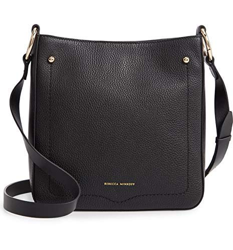 Rebecca Minkoff Jody Feed Bag, Black