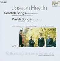 Haydn - Scottish and Welsh Songs, Vol 3 by Joseph Haydn (2006-10-26)