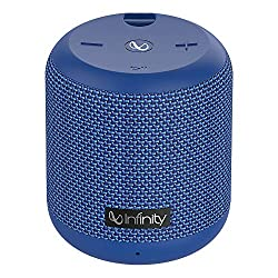 Infinity (JBL) Fuze 100 Deep Bass Dual Equalizer IPX7 Waterproof Portable Wireless Speaker (Mystic Blue),Infinity,Fuze 100