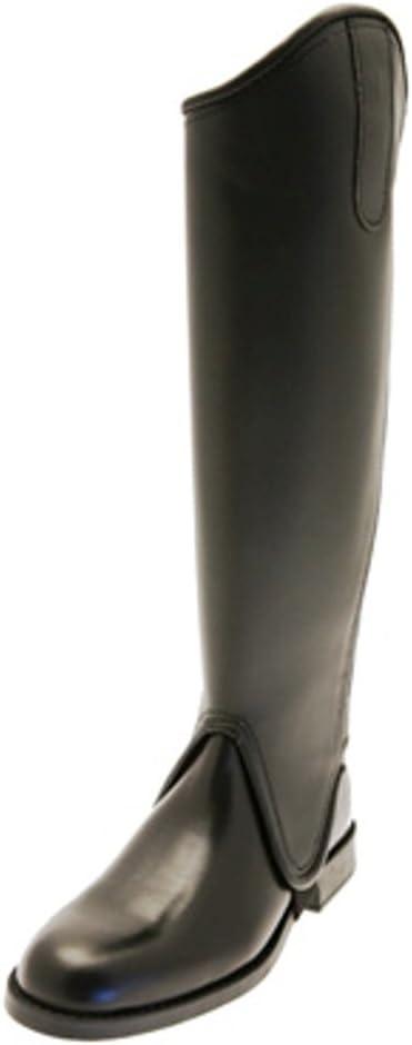 Department store Tuffa Trakehner Gaiters NEW before selling ☆ - Black XX-Large Short