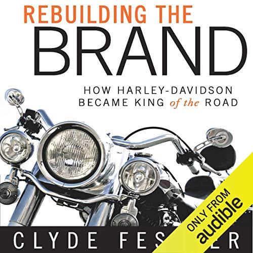 Rebuilding the Brand Titelbild