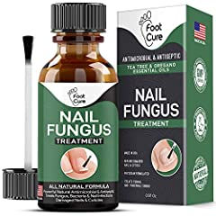 🌳 A NATURAL & POWERFUL DIY SOLUTION: No need to waste time and money on nail fungus solutions with harmful chemicals that don't work. Our toe nail fungus medication uses natural tea tree oil and oregano oil to obliterate nail fungus and save you from...