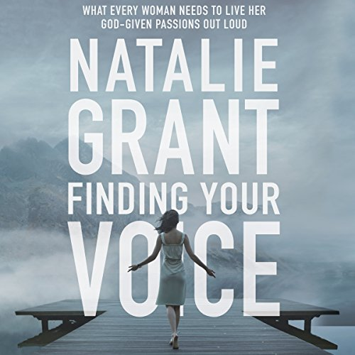 Finding Your Voice audiobook cover art