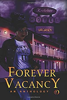 Paperback Forever Vacancy: A Colors in Darkness Anthology [Large Print] Book