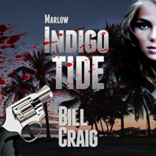 Marlow: Indigo Tide audiobook cover art