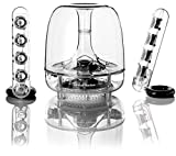 Harman Kardon Soundsticks III 2.1 Channel Multimedia Speaker System -Subwoofer (Renewed)
