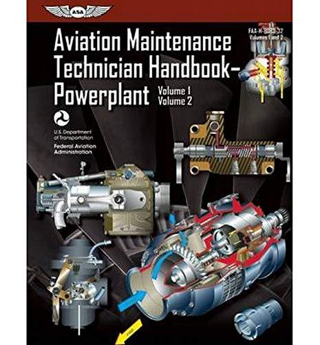 Aviation Maintenance Technician Handbook?Powerplant: FAA-H-8083-32 Volume 1 / Volume 2 (FAA Handbooks series)
