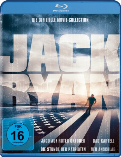 Jack Ryan Box [Blu-ray]