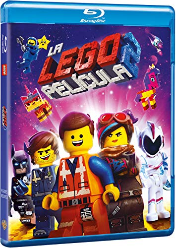 La Legopelícula 2 Bluray [Blu-ray]