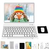 Tablet 10 Pollici 4G Android 9.0, 64GB di Memoria 4GB RAM Octa-core Tablet con Tastiera e Mouse Dual...