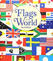 Flags to Colour (Colouring Books)